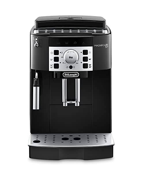 Delonghi ECAM22110B Super Automatic Espresso, Latte and Cappuccino Machine, Black