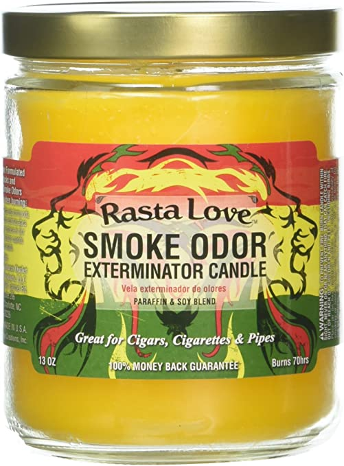 40 Scents USA Seller Smoke Odor Exterminator Candle 13oz each Jar