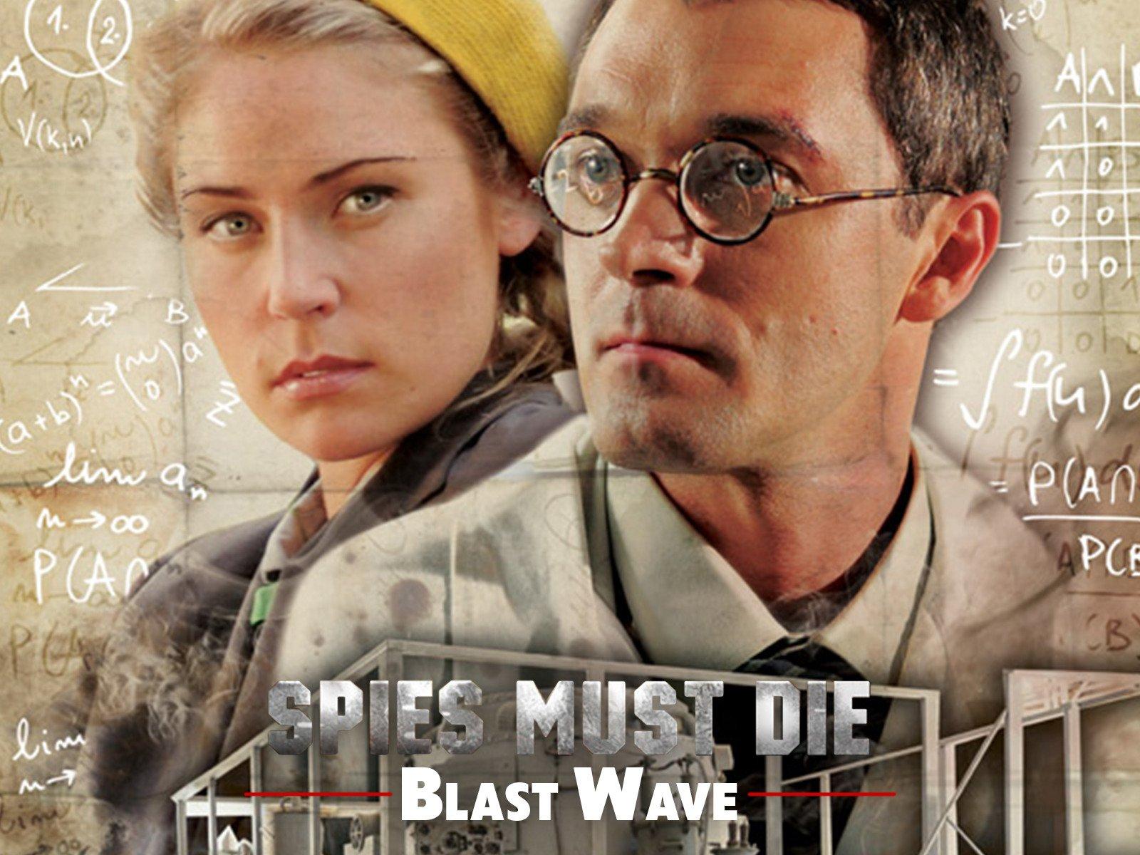 Spies Must Die: Blast Wave