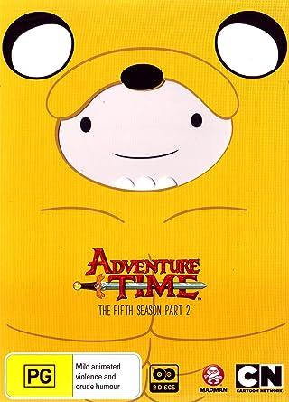 Adventure Time Season 5 Part 2 - Blu-Ray Region B Aus Import: Amazon