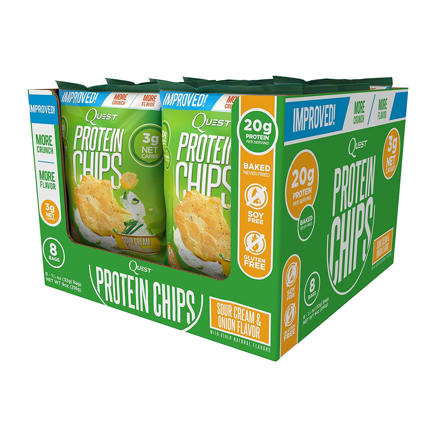 Quest Nutrition Protein Chips.