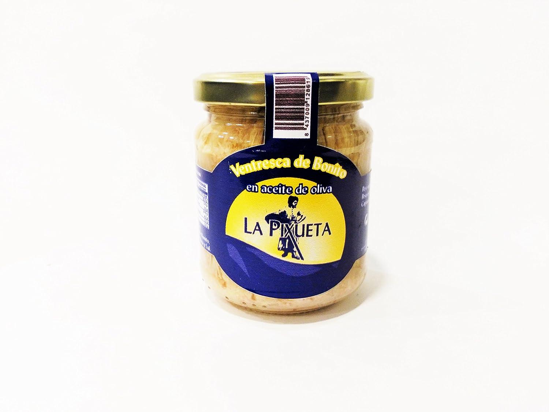 Ventresca de Bonito en Aceite de Oliva 215 g: Amazon.es: Alimentación y bebidas