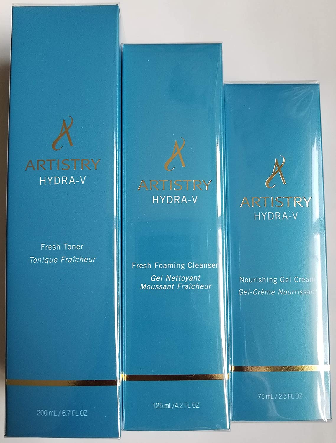 Artistry Hydra-vTM System for Combination to Normal Skin by amway