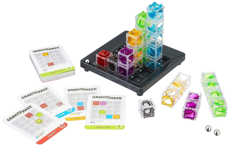 Thinkfun - 76339 - Jeu de Réflexion - Gravity Maze Thinkfun - 76339 - Jeu de Réflexion - Gravity Maze ASMODEE GAMES Spielen / Raten empfohlenes Alter: ab 8 Jahre