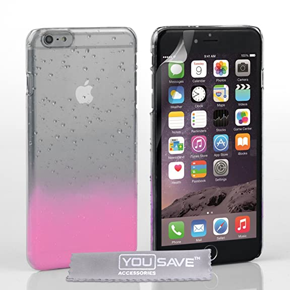 iphone 6 plus case baby pink