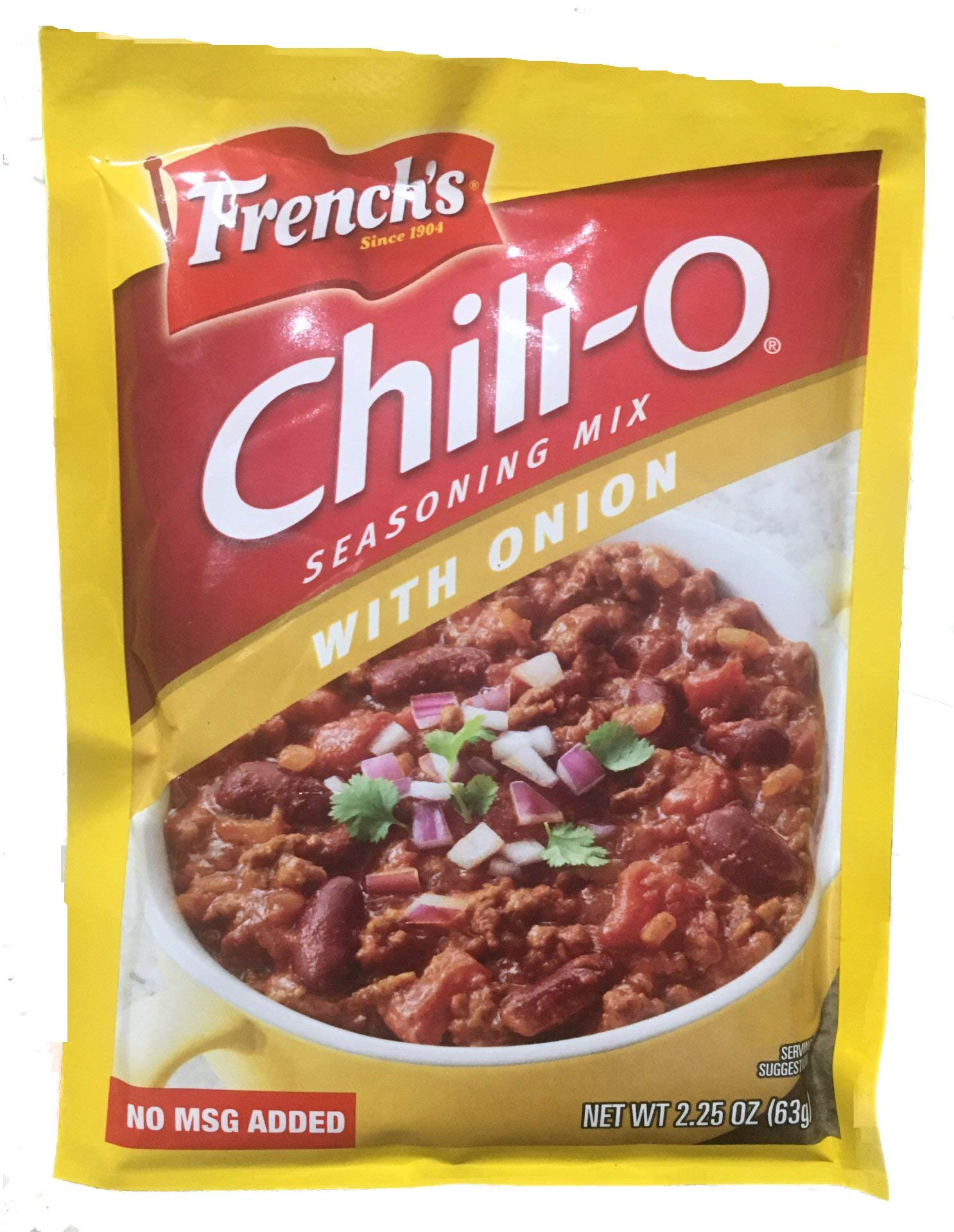 French's Chili-O With ONION-10 packages of 2.25oz