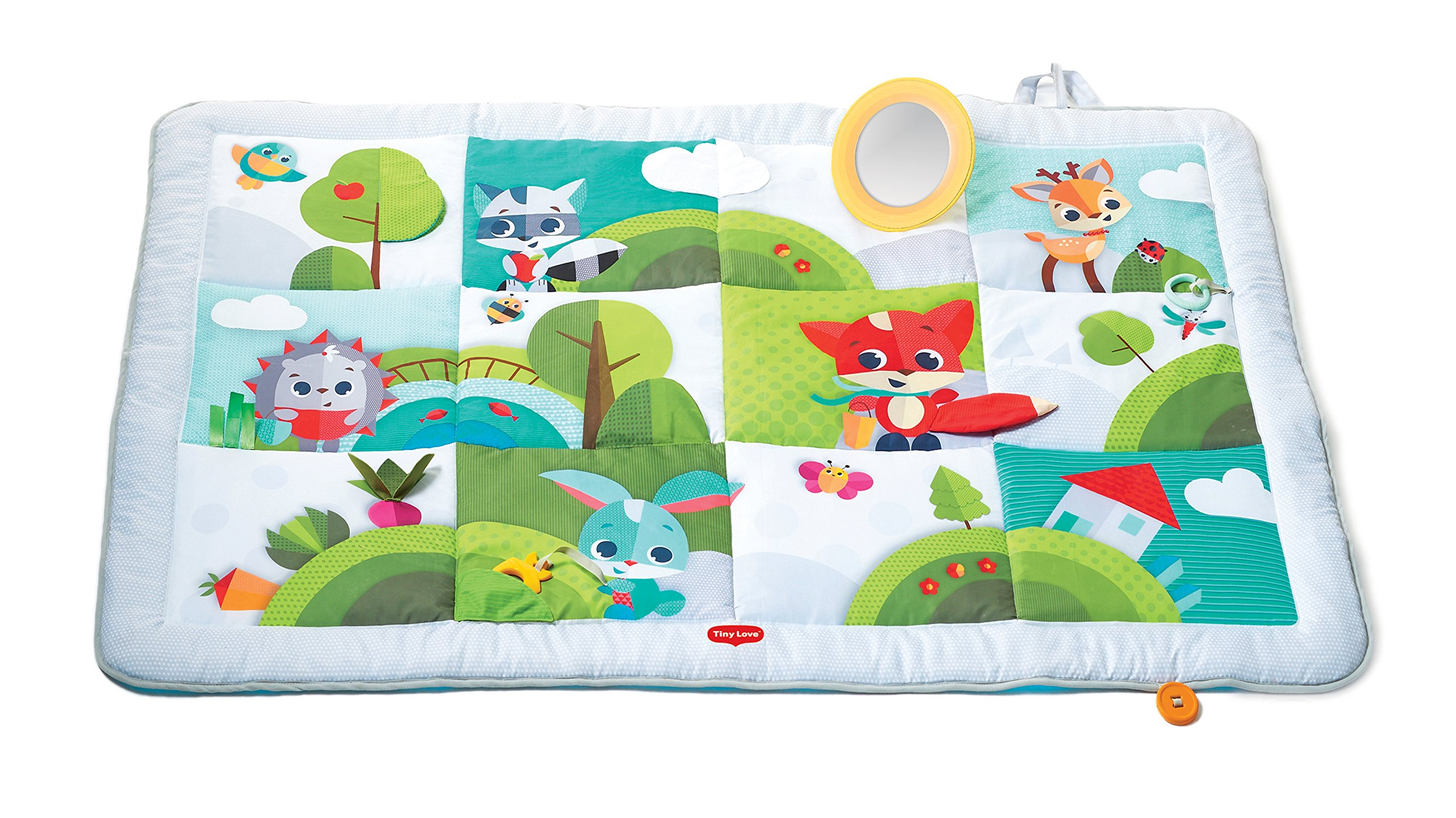 Meadow Days - Super Mat by Tiny Love (Image #1)