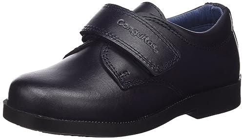 Conguitos Piel Colegiales Zapatos Para Niño NiñosAmazon Goflex 8mnw0N