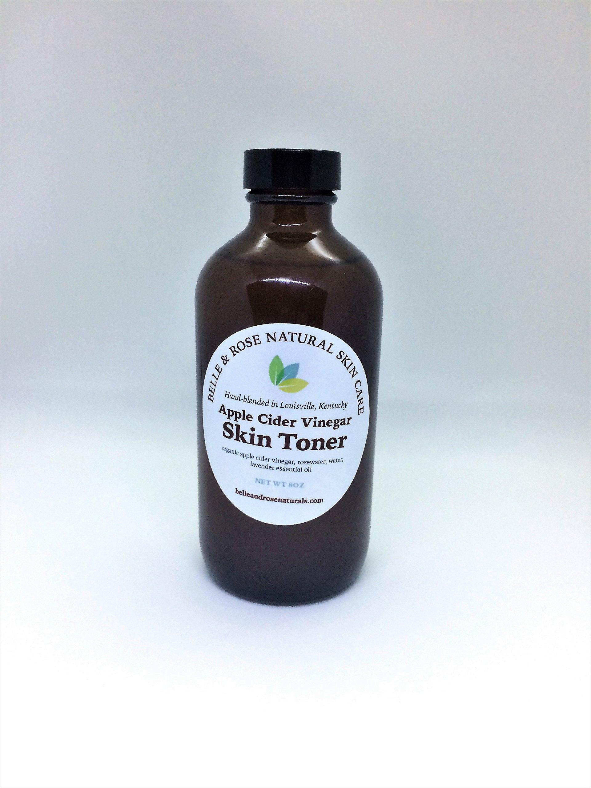 Apple Cider Vinegar Skin Toner