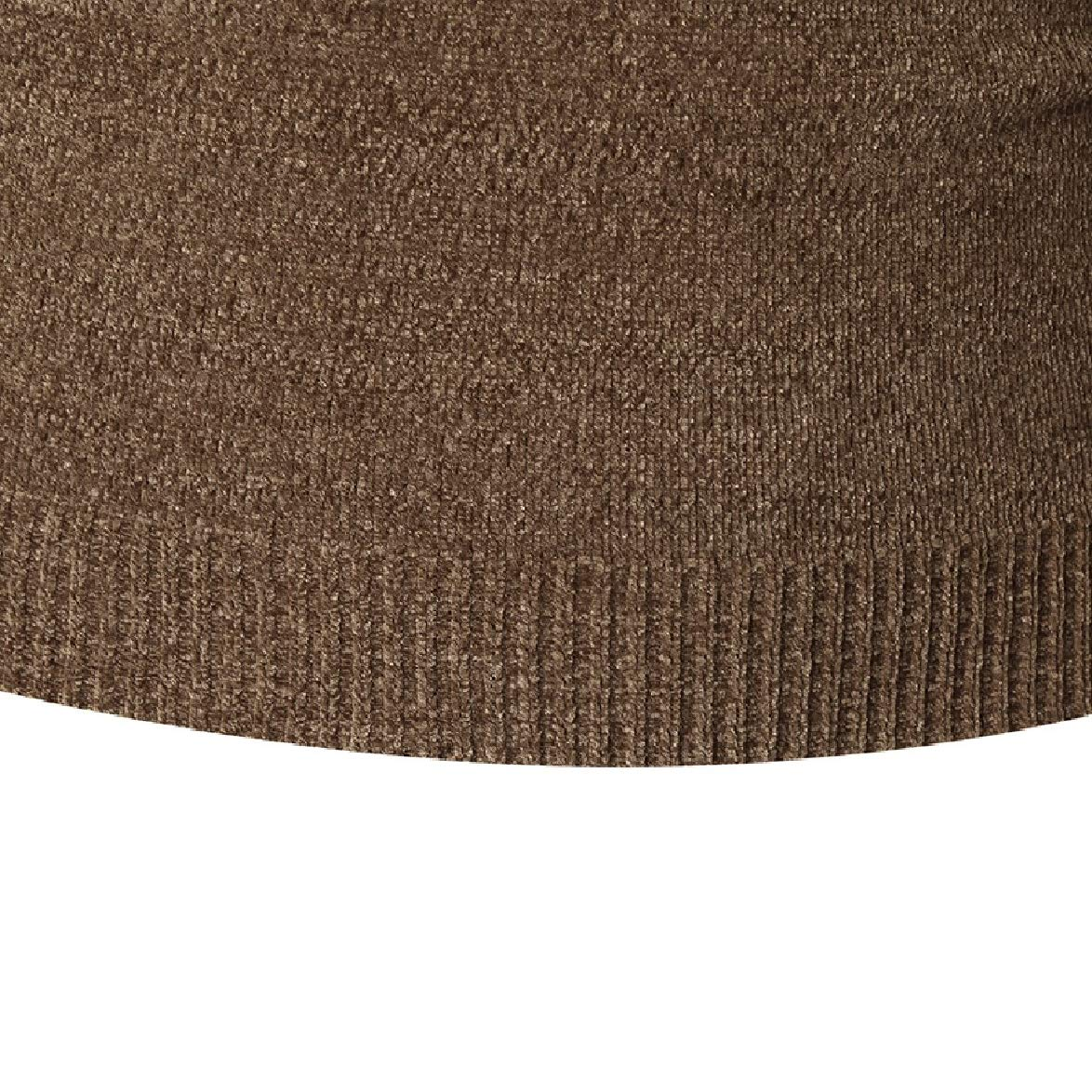 SportsX Mens Patterned Pullover Relaxed-Fit Knitting Crewneck Fall /& Winter Sweaters