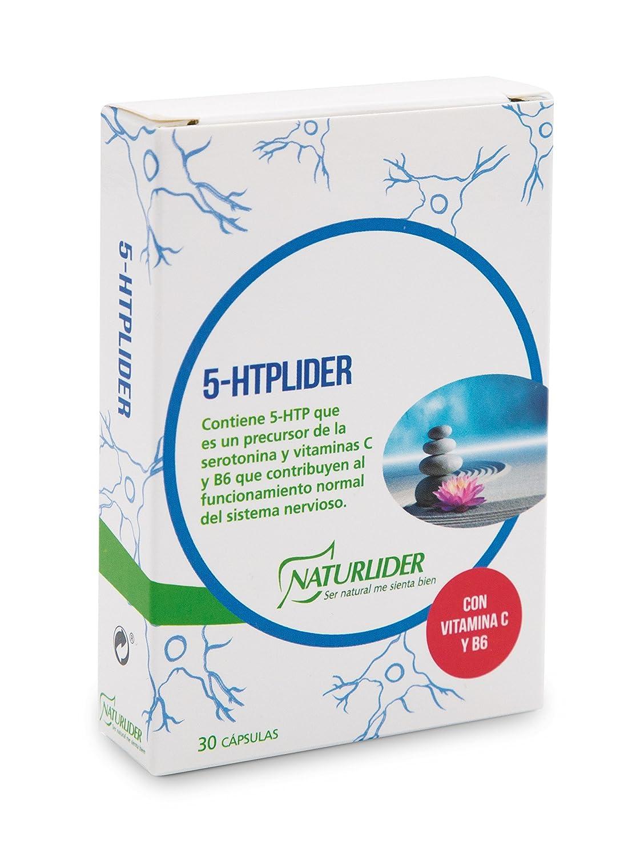 Naturlíder 5-HTPlíder Suplementos para Capacidad Mental y Estado de Ánimo - 30 Cápsulas: Amazon.es: Salud y cuidado personal