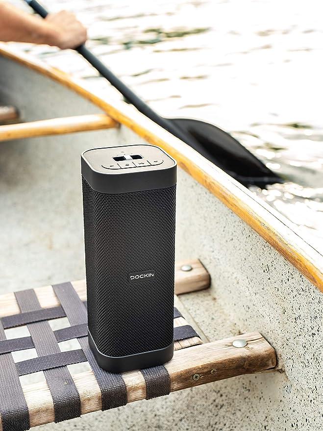 Dockin D Mate Portable Bluetooth Lautsprecher 25 Watt Elektronik