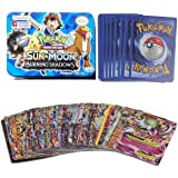 Emob Steam Siege Series Trading Card Game with Metal Box, Multi Color