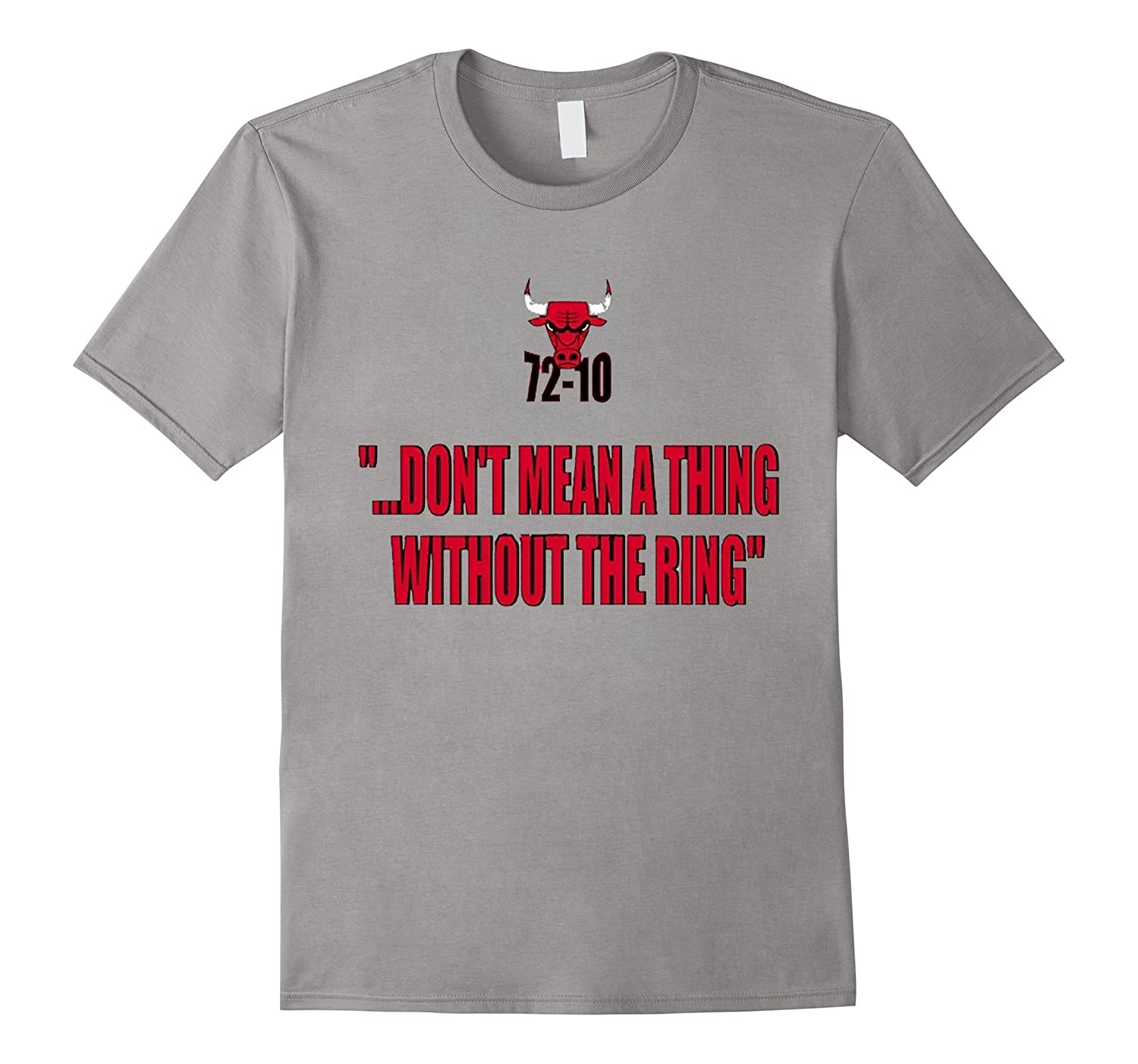 72-10 DON'T MEAN A THING WITHOUT THE RING t-shirt-BN