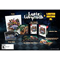 Lapis x Labyrinth Limited Edition XL - Nintendo Switch