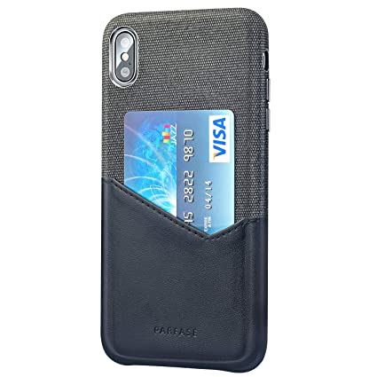 Amazon.com: PARFASE iPhone XS Max Funda, iPhone XS Max Funda ...