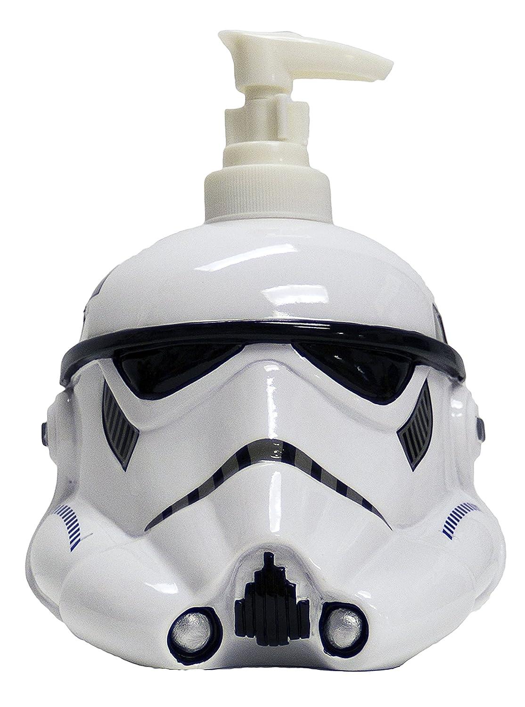 Storm Trooper Soap Pump
