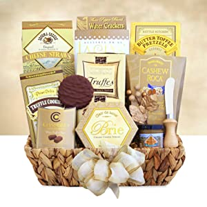A Sincere Thank You Gourmet Foods Gift Basket | Christmas Gift Idea by Organic Stores
