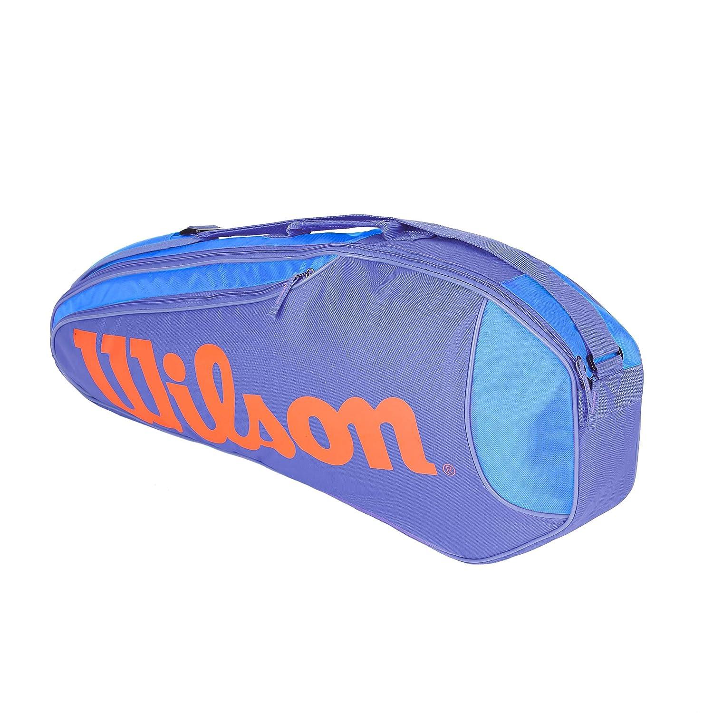Wilson Burn Team Rush Triple Tennis Bag WRZ845603