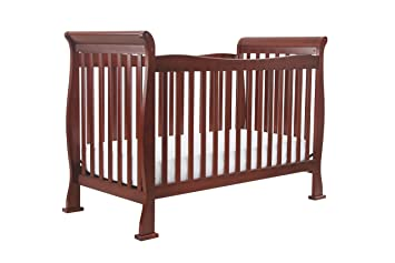 amazon com davinci reagan 4 in 1 convertible crib with toddler