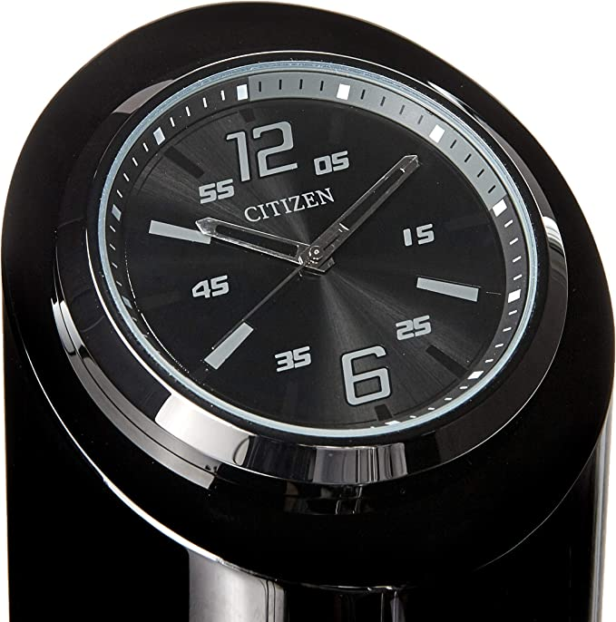 Citizen CC1010 Workplace Desk Clock Black
