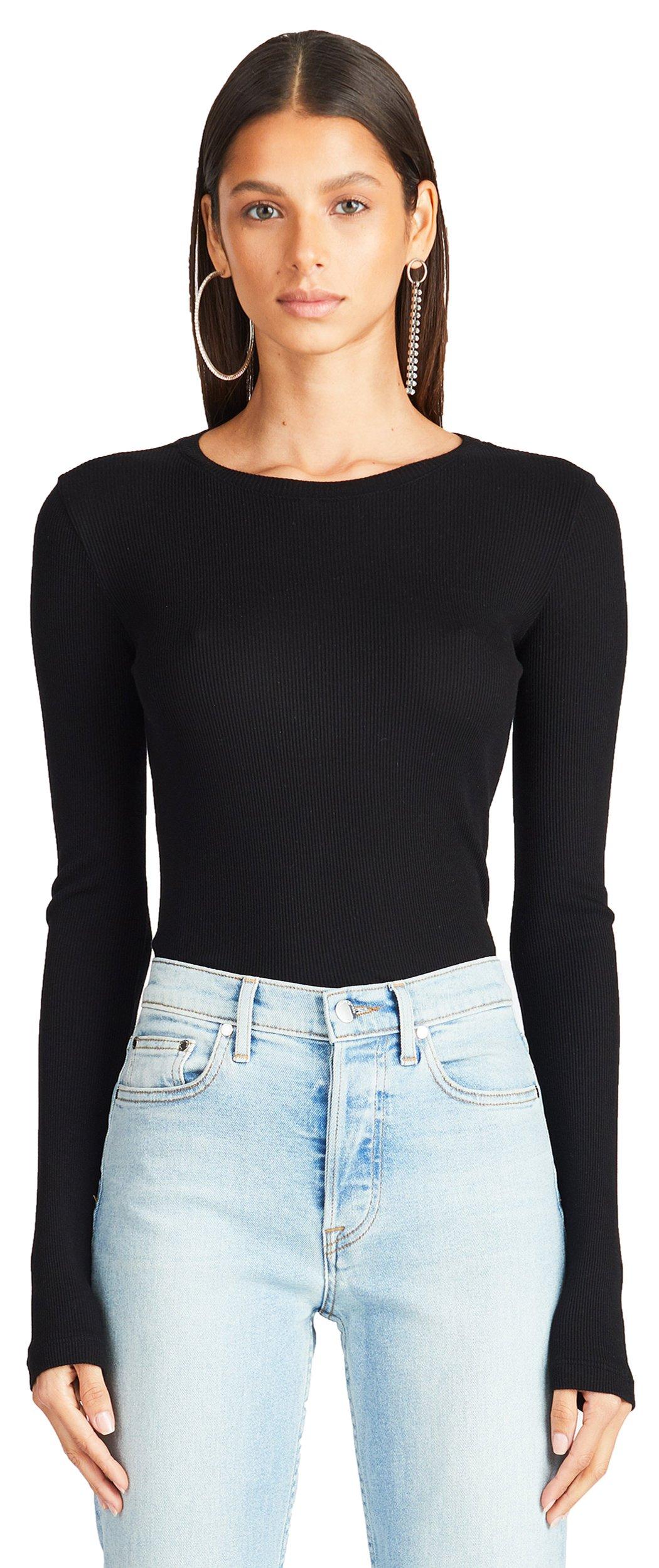 Cotton Citizen Venice Shirt In Jet Black, XS