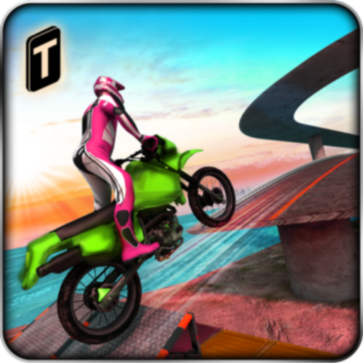 New Extreme uBike Stunts 3D