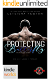 Special Forces: Operation Alpha: Protecting Butterfly (Kindle Worlds Novella) (SEALed Fate Book 1)