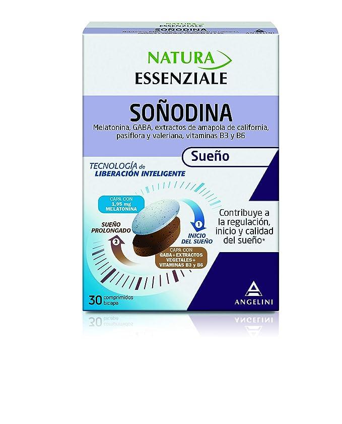 Natura Essenziale Soñodina - 60 Comprimidos: Amazon.es: Salud y cuidado personal