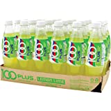 100 Plus Isotonic Drink Lemon Lime Flavour Pet, 500ml (Pack of 24)