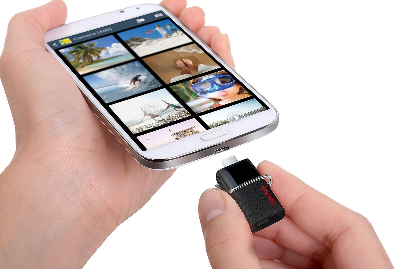 SanDisk Ultra 64GB双接口USB闪存盘