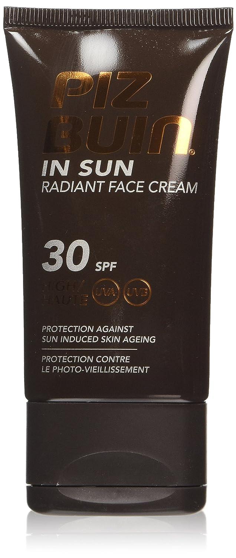 Piz Buin SOLEIL SFP30 crème pour le visage radieux de 40 ml 3574660381146 41971