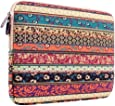 Plemo 13 - 13.3 Inches Bohemian Style Laptop Sleeve Case Bag for MacBook / Surface Book / Notebook Computer