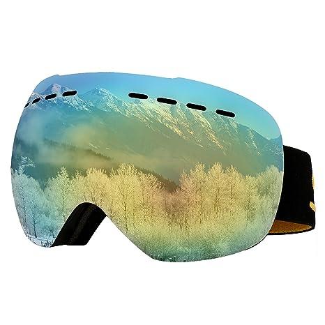 52f08afa3869 Supertrip OTG Ski Goggles For Men   Women-UV protection Anti-fog Skiing  Goggles