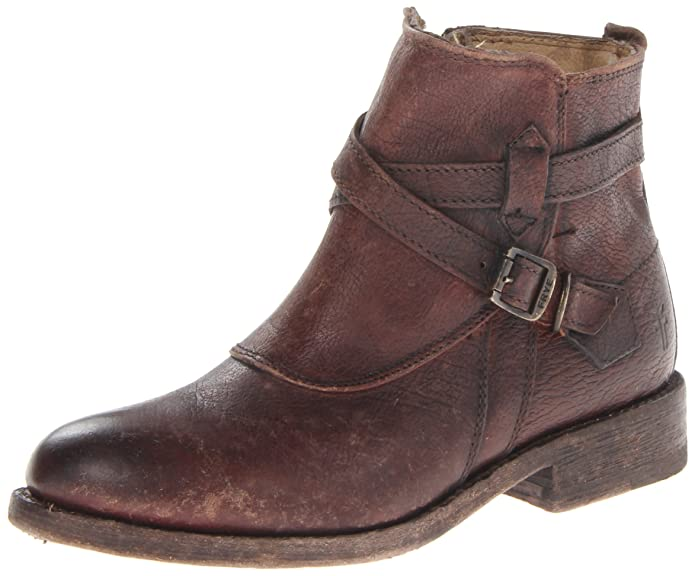 Jayden Cross, Desert Boots Femme, Marron (Dark Brown), 40 EUFrye