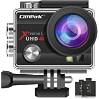 Campark ACT74 Action Camera 16MP 4K WiFi Waterproof Sports Cam
