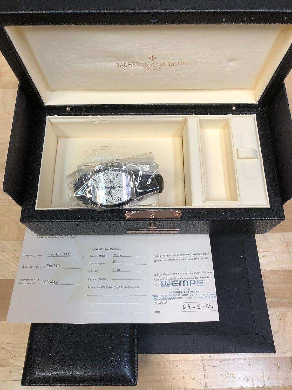 Vacheron Constantin Royal Eagle Automatic-self-Wind 49145 - Reloj masculino (certificado de autenticidad): Vacheron Constantin: Amazon.es: Relojes