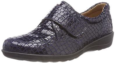 8c05a5371ed4 CAPRICE Damen 24652 Slipper, Blau (Ocean Croc.Pat 868), 36 EU