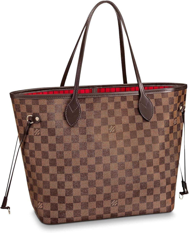 Louis Vuitton Neverfull MM Damier Ebene Bags Handbags Purse