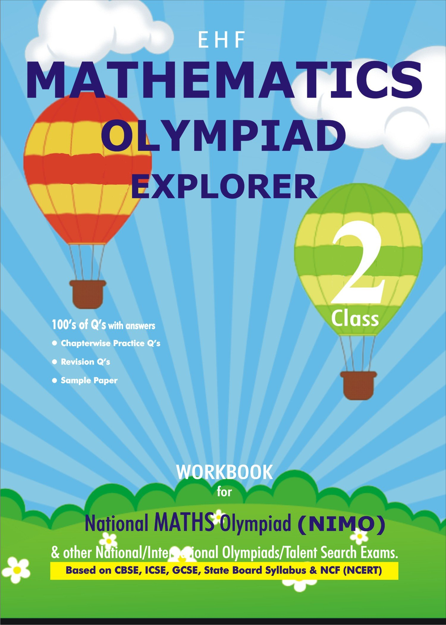 Amazon.in: Buy MATHEMATICS OLYMPIAD EXPLORER CLASS 2 Book Online at ...
