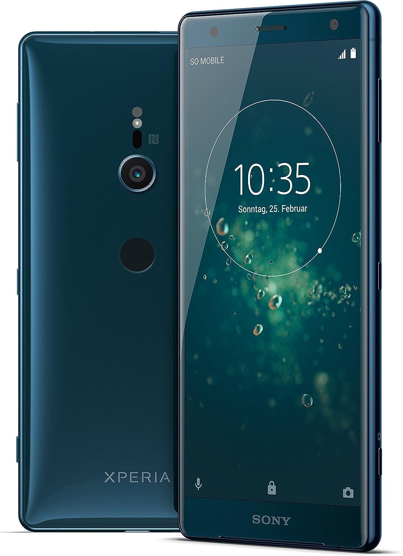 Sony Xperia XZ2 - Teléfono móvil [Versión alemana: Puede presentar ...
