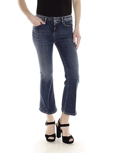 Jeans a zampa Twin Set JS72T4 00100 JS72T4
