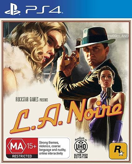 LA Noire: Rockstar Games: Amazon com au: Video Games