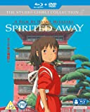Spirited Away [Blu-ray + DVD]