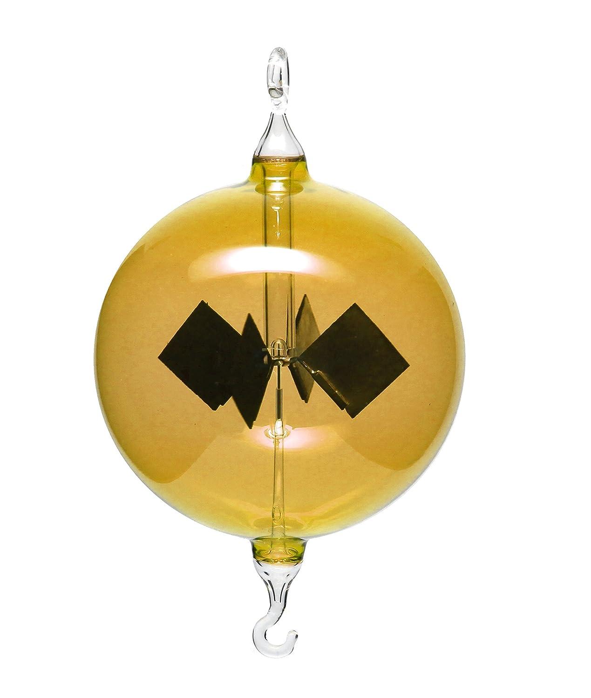 Lichtm/ühle Solar Radiometer h/ängend 80mm klar Lichtm/ühlen nach Crookes