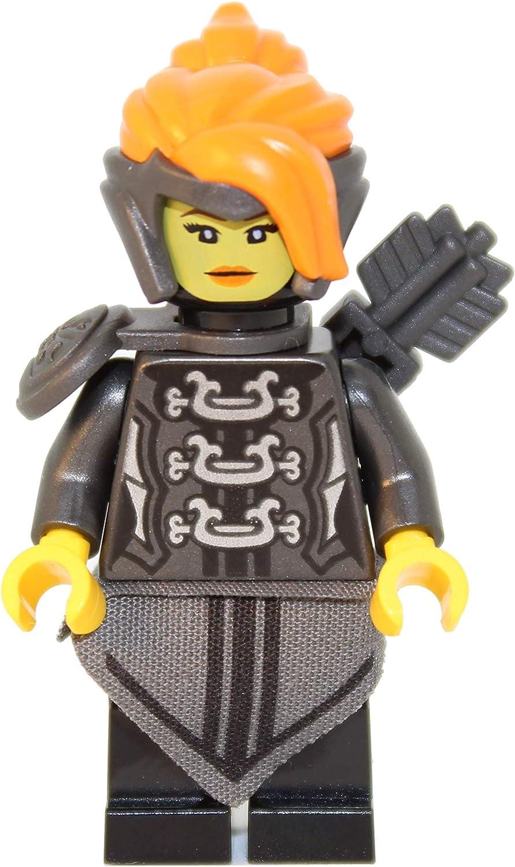 LEGO Ninjago Movie: Misako Koko (Lady Iron Dragon) Minifigure
