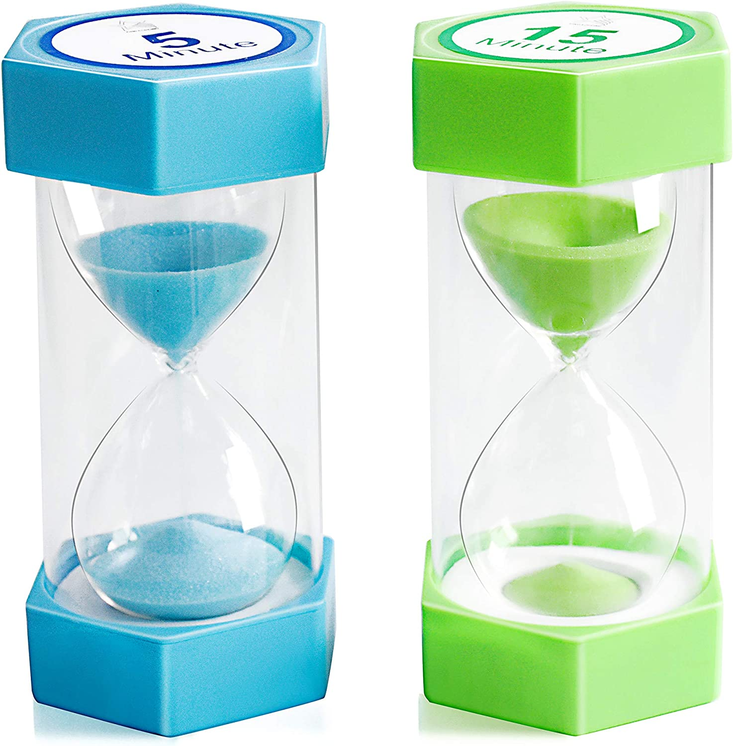 1 3 or 5 Minute Sand Egg Timer Teaching Games Teeth Brushing Timing Seconds 2
