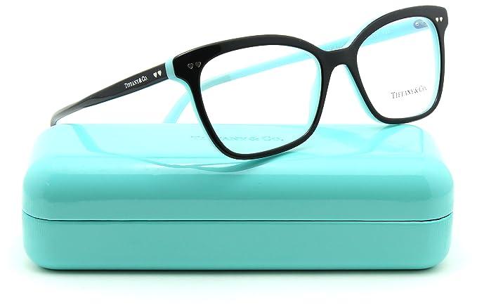 a473388b206 Amazon.com  Tiffany   Co. TF 2155 Women Square Eye-glasses RX - able Frame  8055