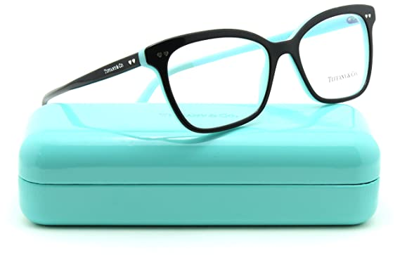cc92a86e5c1 Image Unavailable. Image not available for. Color  Tiffany   Co. TF 2155 Women  Eyeglasses RX - able Frame 8055