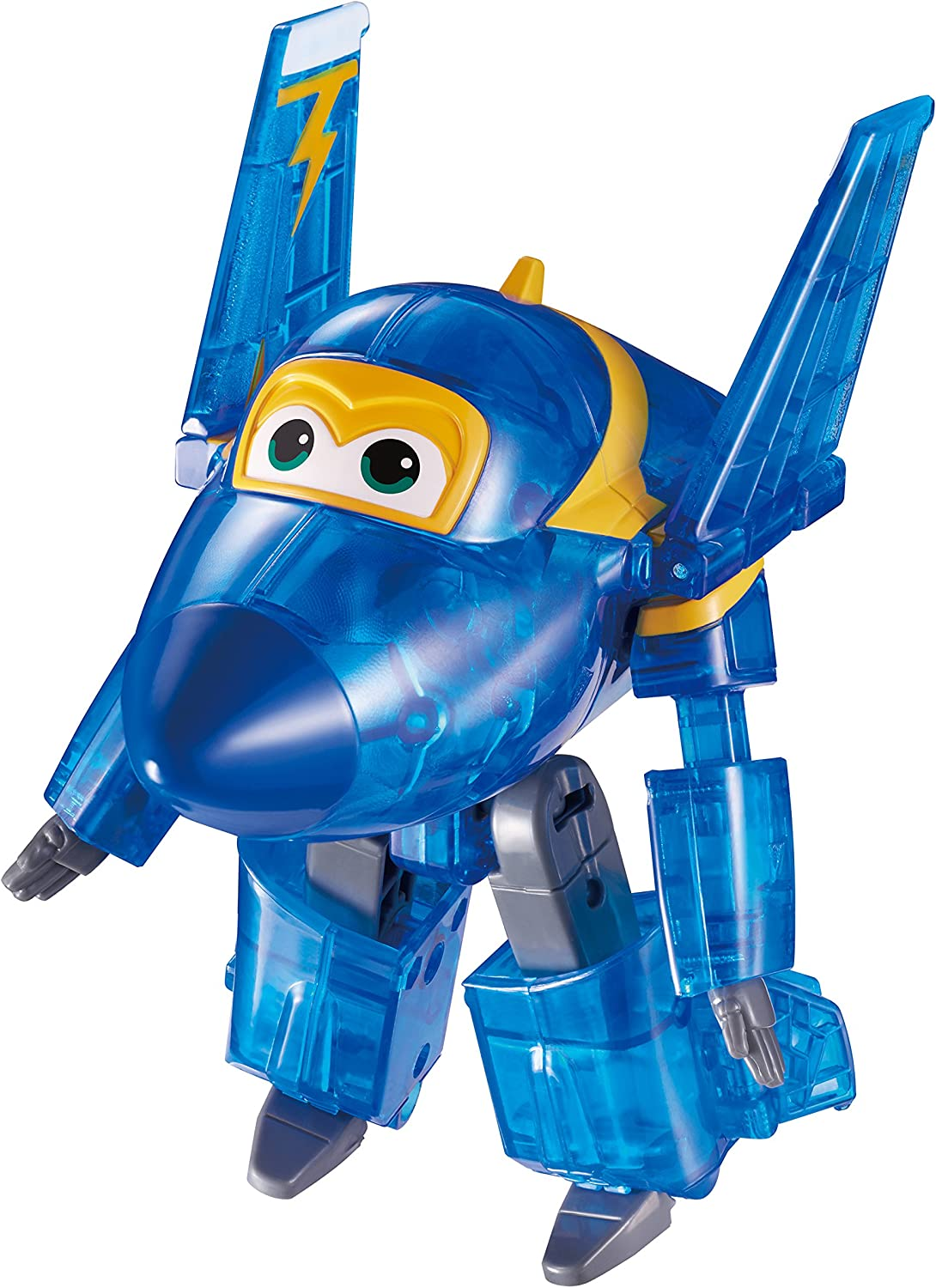 Super Wings EU710230A Transforming X-Ray Jerome, Color Blue: Amazon.es: Juguetes y juegos